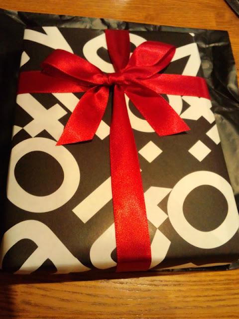 友人から頂いたプレゼントの写真です。