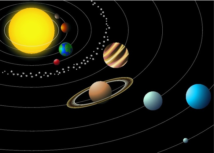 info about the solar system - photo #20