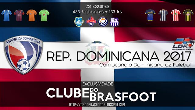 Patches de ligas para brasfoot 2012