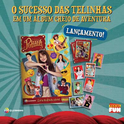 Aventura Premiada. Chegou a promoção do álbum As Aventuras de Poliana! #Poliana #AsAventurasDePoliana #JogoDoContente #SBT #AventuraPremiada #topdapromocao