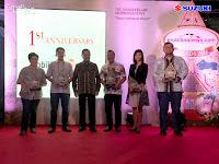 Suzuki Raih Penghargaan Karya Terbaik Investasi Pabrik Terbaru & Terbesar Indonesia