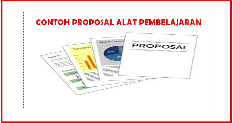 Contoh Proposal Media Pembelajaran Tahun 2016 Sd Negeri