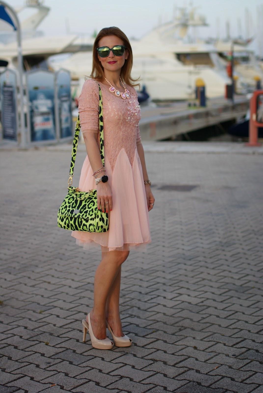 DressFashion Pink Bloglovin' And Ballerina Cookies wNOkX8n0P