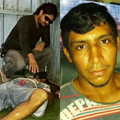 Agricultor é morto com tiro no pescoço após briga em Uruará é autor é preso.