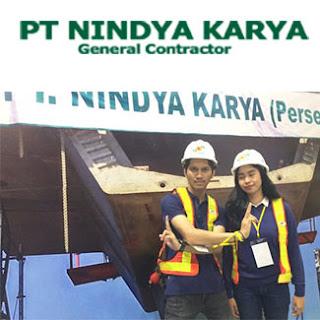 BUMN PT Nindya Karya Persero Butuh S1 dan D3