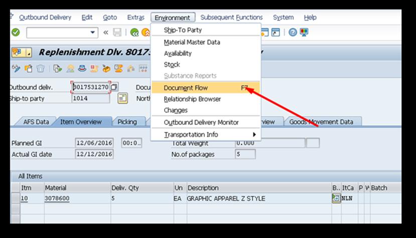 SAP PI Reference: Verify delivary number status as SAP PI