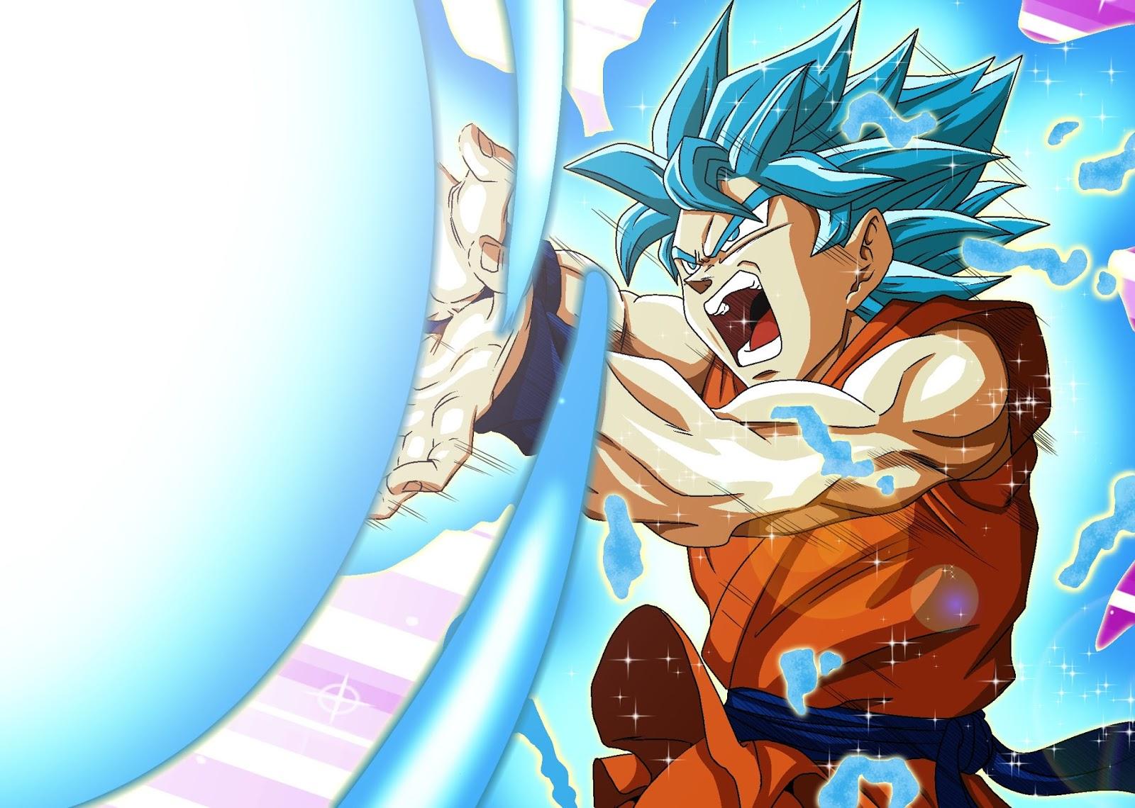 Hình ảnh nền Dragon Ball Super đẹp nhất Full HD