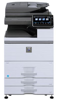 Sharp MX-M754N Printer Driver Downloads