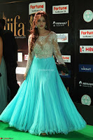 Angela Krislinzki in a lovely Neon Blue Skirt at IIFA Utsavam Awards 2017  Day 2  Exclusive 03.JPG