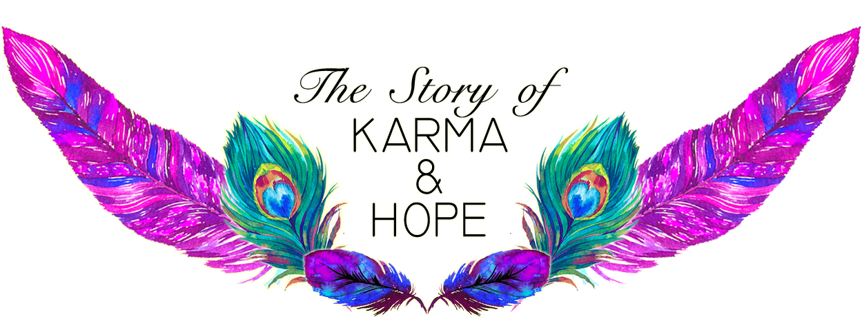 the story of karma and hope