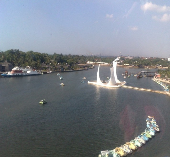 Kawasan Wisata Pantai Ancol Jakarta Wonderful Indonesia