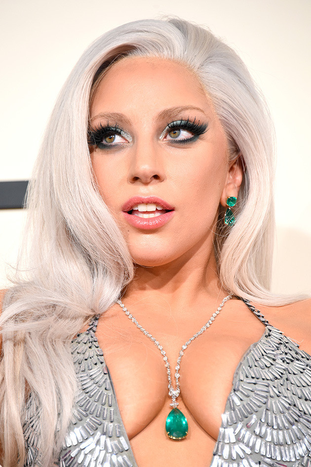 GRAMMYS: THE BOOB TREND share a stylist or a strong ... Lady Gaga