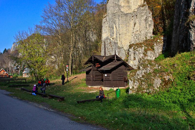 Ojców, Ojcowski Park Narodowy, małopolskie, Dolina Prądnika