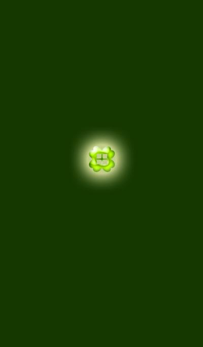 Green Crystal Clover
