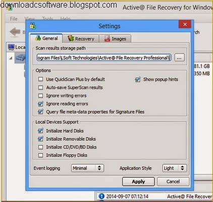 Reclaime file recovery serial key - benchpropdipe