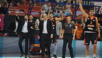 Cedevita 2018 Hırvatistan şampiyonu