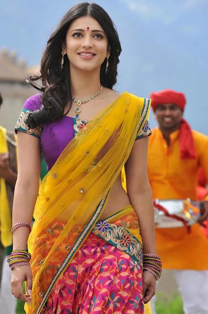 Actress Shrithi Hasan Picture Stills