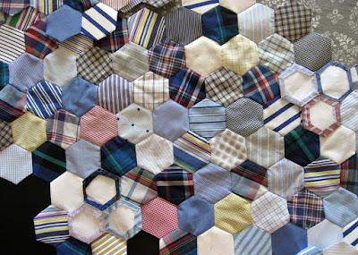 dress shirt quilt
