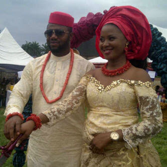 Nollywood Actress Stephanie Chijioke S Wedding Pictures
