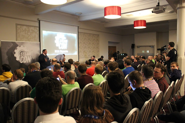 SteamCon 2016 - Keynote