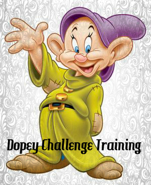 dopey challenge training week 3