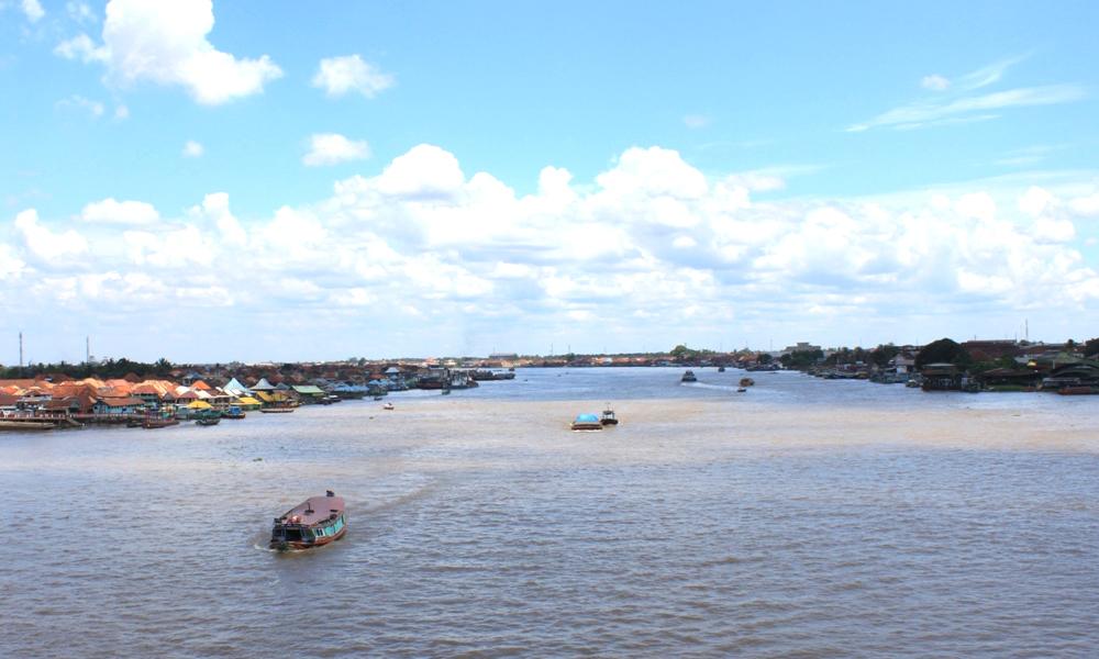 sejarah sungai musi palembang