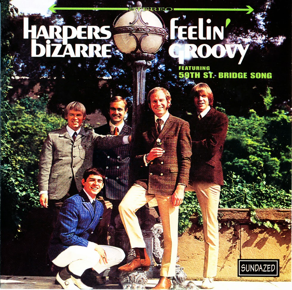 Plain and Fancy: Harper's Bizarre - Feelin' Groovy (1966 ...