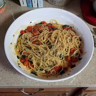 Spaghetti Mangiafucco