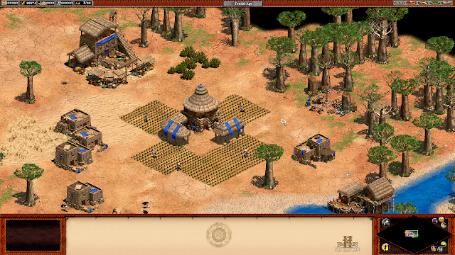 Age of Empires II HD The African Kingdoms Free Download Screenshot 2