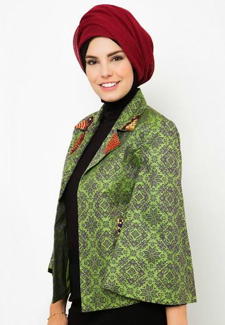 Baju Muslim Kerja Wanita Terbaru 2015