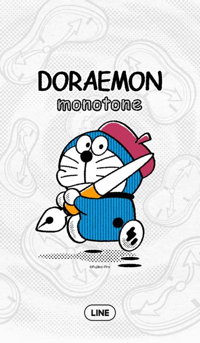 Doraemon (Monotone)
