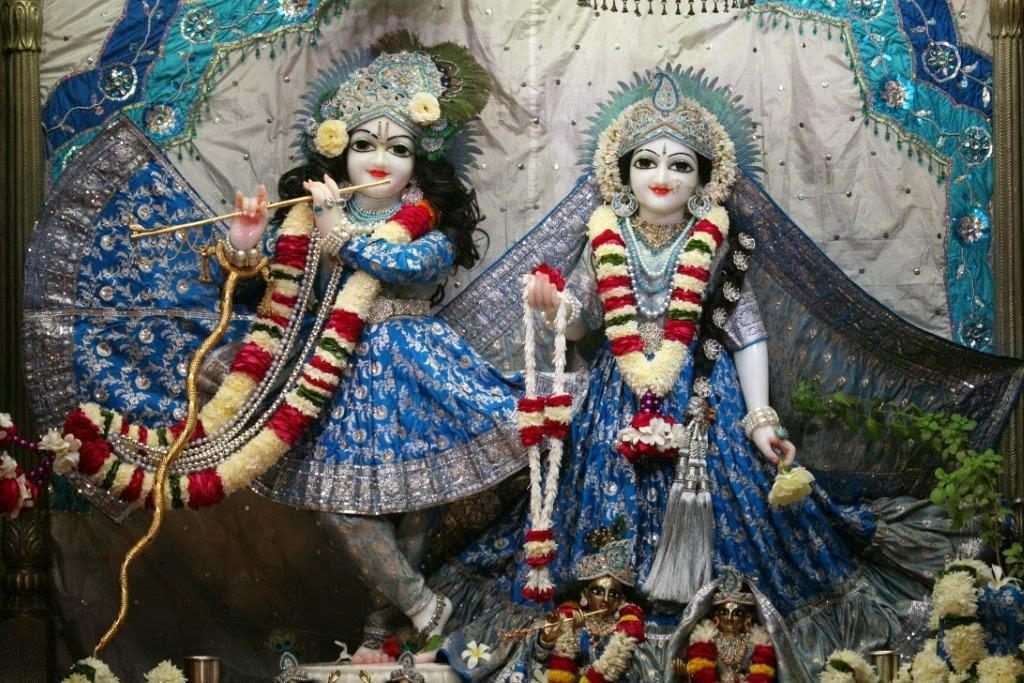 Sri Sri Radha Vrindavana Chandra - Gorgeous yet beautiful