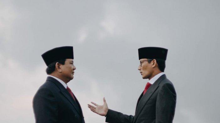 Koalisi Prabowo Dan Sandiaga Sudah Retak Dari Awal