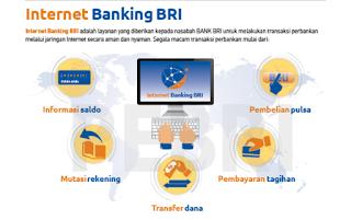 Cara mendaftar Internet banking bank BRI