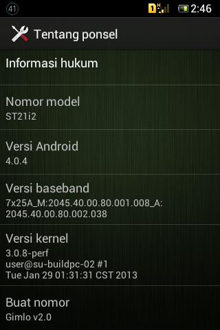 Image Result For Xperia U Custom Rom Locked Bootloader