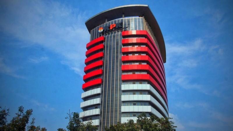 Gedung KPK yang baru
