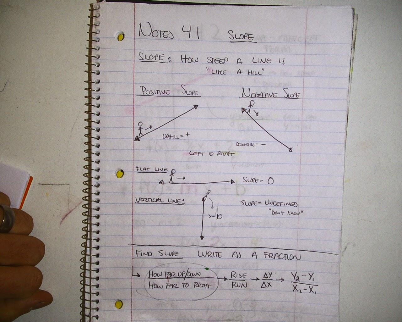 Mr Brzenski S Math Class Tuesday 1 6