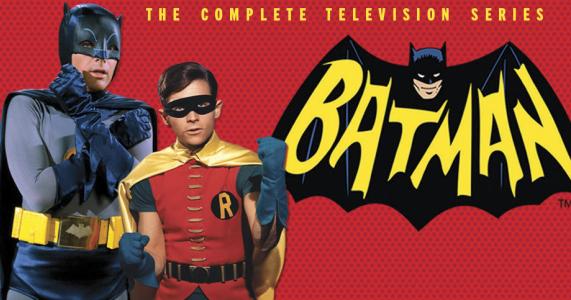 des infos sur la sortie de la s rie batman des ann es 60 en blu ray comic screen l 39 actualit. Black Bedroom Furniture Sets. Home Design Ideas