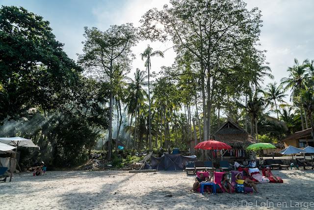 Pasir Putih - Candidasa - Bali