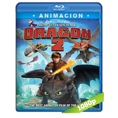 Como Entrenar A Tu Dragon 2 (2014) BRRip Full 1080p Audio Trial Latino-Castellano-Ingles 5.1