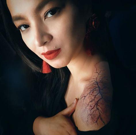 """""""Maraming maganda pero konti lang ang walang arte."""" Netizen Dubbed Angel Locsin As The 'Walang Arte' Celebrity"""