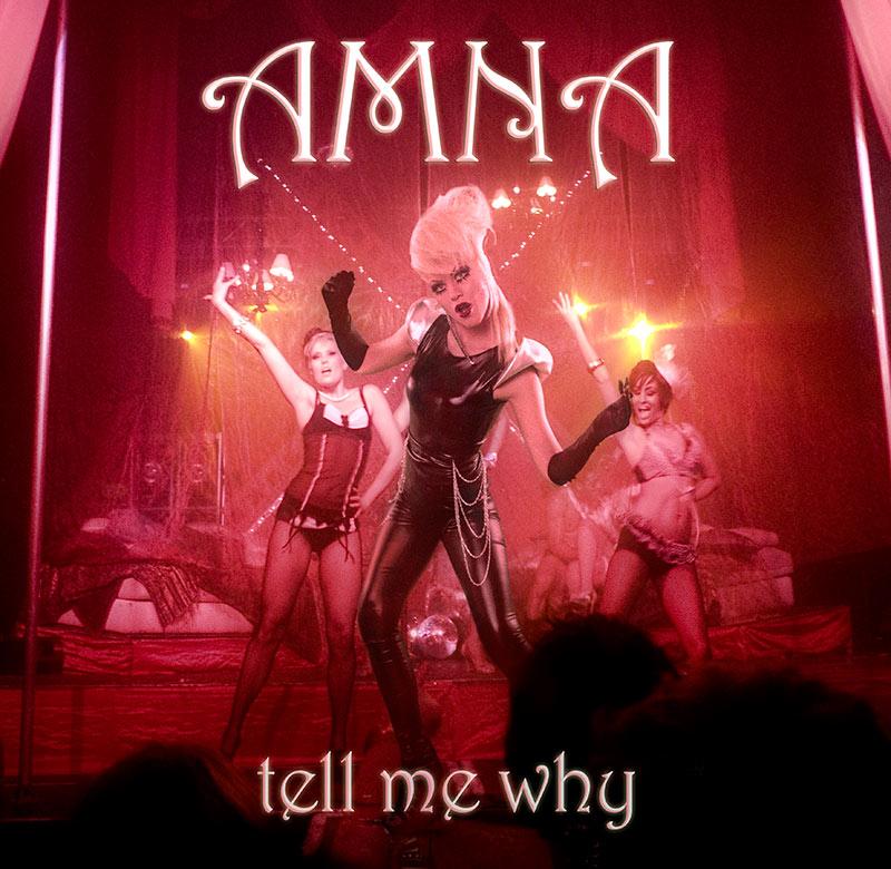 Tell me why karaoke amna dance