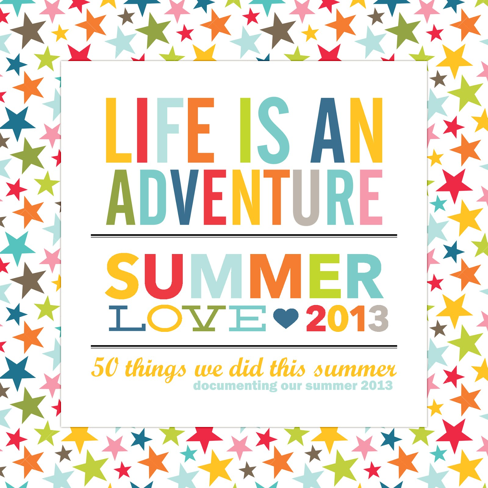 2013 Summer Love Mini Album