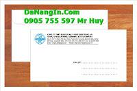 Địa chỉ in bì thư tại đà nẵng giá rẻ 247 lấy gấp nhanh