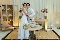 Casamento Elizabete e Thiago em Igreja Paróquia Bom Pastor - Suzano - SP e Recepção Salão de Festas Destac - Poá - SP, Foto e Filmagem Rossini's Imagens