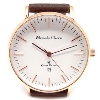 Harga Jam Tangan Wanita Alexandre Christie
