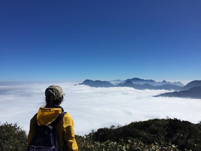 Conquer 3,000m Bach Moc Luong Tu Mount 1