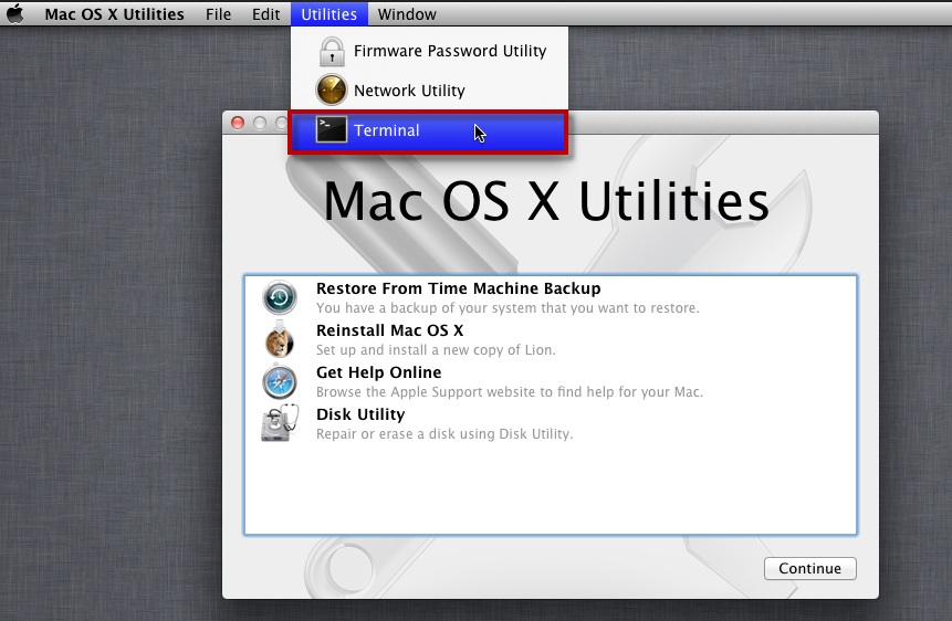 How to Update macOS From the Command Line