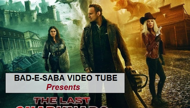 BAD-E-SABA Presents - The Last Sharknado It's About Time Watch Full Movie Online