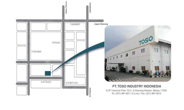Lowongan Kerja Terbaru PT Toso Industry Indonesia Januari 2017